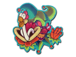 Sticker | Dr. Dazzles