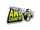 Sticker | Awp Country