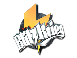 Sticker | Blitzkrieg