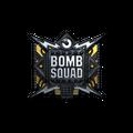 Sticker | Bomb Squad <br>(Foil)