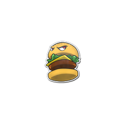 Sticker | Bossy Burger