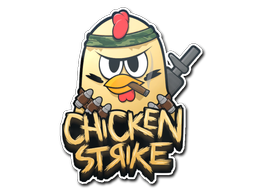 Sticker | Chicken Strike
