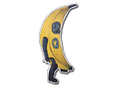 Sticker | CT in Banana