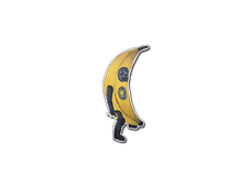 Skin Sticker | CT in Banana