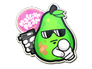 Skin Sticker | Massive Pear