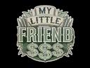 Sticker | My Little Friend