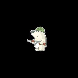 Sticker | Nelu the Bear