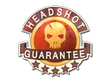 Sticker Headshot Guarantee