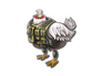 Skin Sticker | Headless Chicken