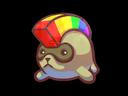 Sticker | Hamster Hawk