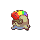 Sticker | Hamster Hawk