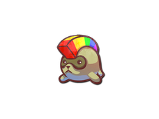 Skin Sticker | Hamster Hawk