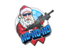 Skin Sticker | Ho Ho Ho