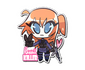 Sticker | Kawaii Killer CT