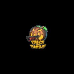Sticker | Trick Or Threat
