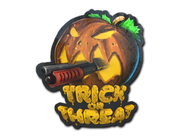 Sticker | Trick Or Threat