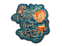 Sticker | Trick Or Treat