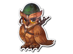 Sticker | Warowl