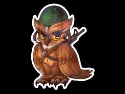 Sticker | Warowl