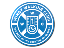 Windy Walking Club
