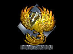 Sticker | Phoenix (Foil)