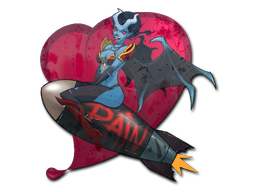 Sticker | Queen Of Pain