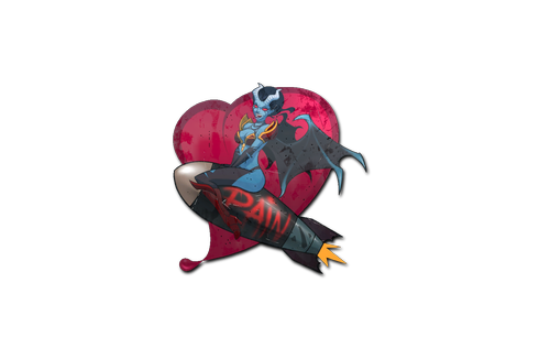 Sticker | Queen Of Pain Prices