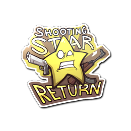 Shooting Star Return