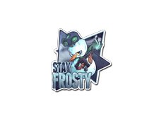 Skin Sticker | Stay Frosty