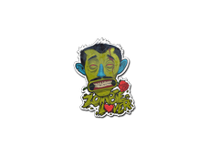 Skin Sticker | Zombie Lover
