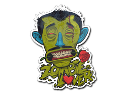 Sticker | Zombie Lover