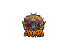 Skin Sticker | Doomed