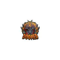 Sticker | Doomed