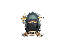 Skin Sticker | Dinked
