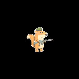 Sticker | Doru The Fox