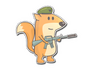Skin Sticker | Doru The Fox
