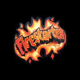 Firestarter (Holo)