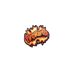Sticker | Firestarter (Holo)