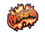 Skin Sticker | Firestarter (Holo)