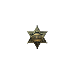 Sticker | New Sheriff (Foil)
