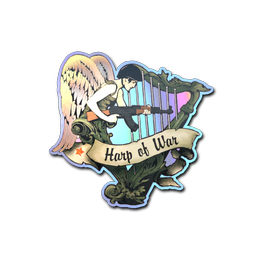 Harp of War (Holo)
