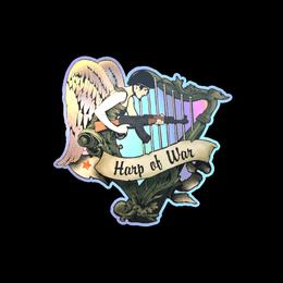 Harp of War (Holo)