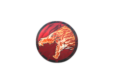 Skin Sticker | Howling Dawn