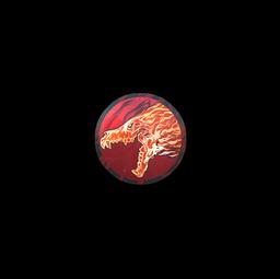 Sticker | Howling Dawn