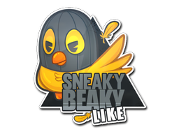Sticker | Sneaky Beaky Like