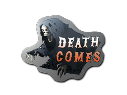Sticker | Death Comes