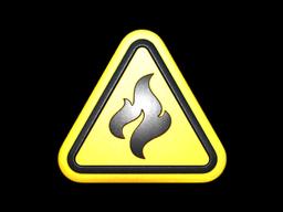 Огнеопасно