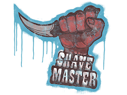 Sealed Graffiti | Shave Master