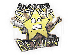 Sealed Graffiti | Shooting Star Return