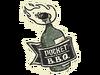 Sealed Graffiti   Pocket BBQ